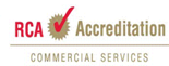 rcaaccrediation logo